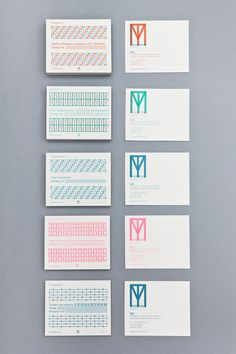 RAW COLOR: TextielMuseum Identity and Collateral #typography #patterns #color