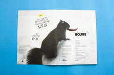 BOUFFE Mag #3 on Student Show