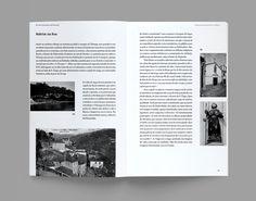 """Monograph ‒ \""""A Rua do Burgo de Entre os Rios\"""" on Behance"""