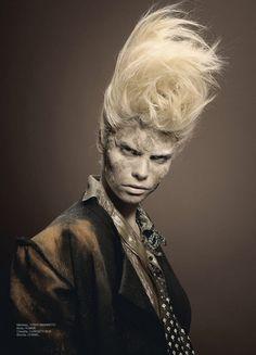 """Tribute to Dorian Gray"" an amazing gothic fashion session #fashion #photography #gothic #art"