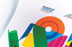 Bread & Butter festival by Zalando. Guide book. Design by Laura Knoops