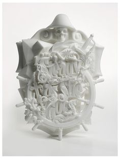 FFFFOUND! #sculpture #steady #goes #as #she #pirate #typography