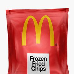#mcdonalds #frozen #chips
