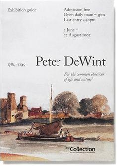 Dowling | Duncan – Peter DeWint #brochure