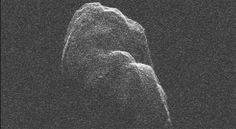 NASA – Asteroid Toutatis #asteroid #photography #astronomy #space