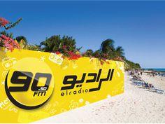El Radio on Behance #logo presentation