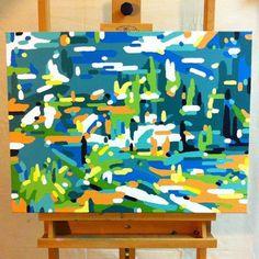 Tyson Anthony Roberts | PICDIT #color #paint #painting #art #colour