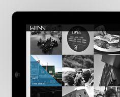 Winn Lane Aaron Gillett #ipad #app #winn #lane