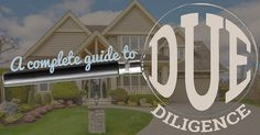 This blog has a number of different 3animations explaining how you should look at a #home in order to complete your #duediligence.