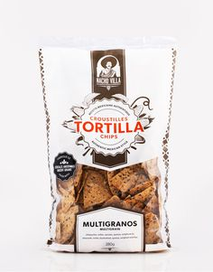 Nachovilla #packaging #food