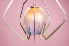 Buamai - Lotta Nieminen For Bec Brittain #lamp #frame #glass #product #colors