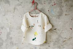 Wild, Natural, Free Kids' Smock #fashion #blouse #kids