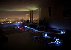 Monaco #lights #monaco #f1 #night #cars #track #fun