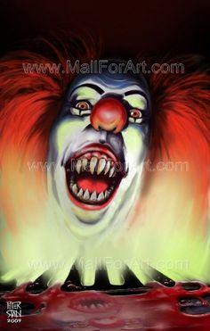 Stephen King\'s Characters Become Alive in Digital Art
