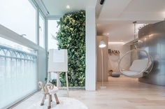 Shanghai Apartment Transformed into a Light-Filled and Kid-Friendly Home 2