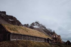 The Viking Village in Iceland by Jan Erik Waider
