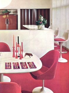 WANKEN - The Blog of Shelby White » The Interiors of Mid-Century Modern #interior #modern #design #vintage #midcentury