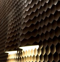 Sophisticated Textures Designed to Transform the Wall - #wallcoverings, #walls, #walldecor, #lamps