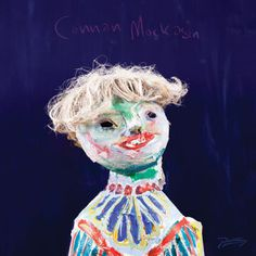 Connan Mockasin - Forever Dolphin Love #artwork #cover #album
