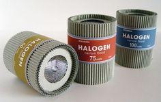 Sylvania Halogen Light Bulbs #packaging