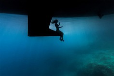 My place under the boat by Matej Bergoc