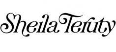 Boris Pelcer :: Sheila Teruty Lettermark #boris #logos #swash #serif #letterforms #type #pelcer #typography