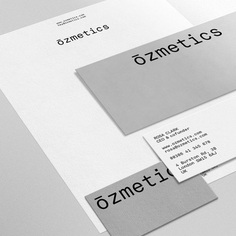 Ozmetics Redesign on Behance