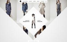 Véronique Miljkovitch on Web Design Served #cdfdfdf