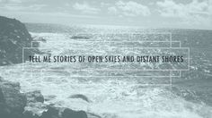 Open Skies wallpaper @ IAMTHELAB.com