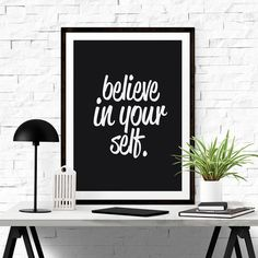 Inspirational Quote #art by #iloveprintable