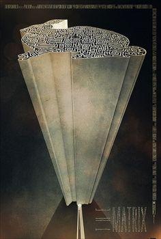The Matrix | Reelizer #design #poster #grunge