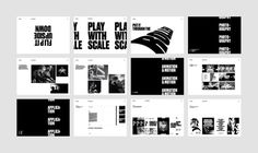 Typography, Layout, Printworks, London, Only, Only Studio