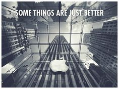 Day 152: Just Better | Design Somethin' #apple #quote #design #architecture #type