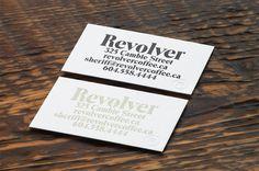 revolver 02 copy #revolver #card #business