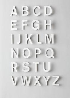 A B C Fideli Sundqvist #cut paper