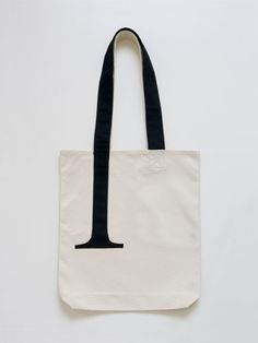 Serif tote bag #typography #bag #sheriff