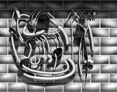 David J. Bayus | PICDIT #design #graphic #art