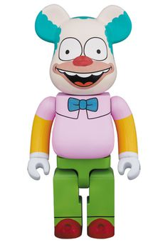The Krusty the Clown Show 2016年12月発売・発送予定 BE@RBRICK