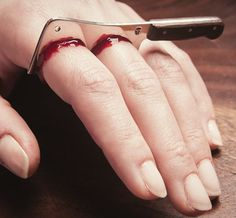Meat Cleaver Ring – $225