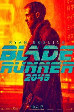 Blade Runner 2049 Poster with Ryan Gosling