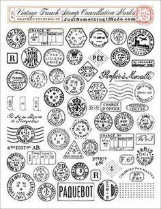 postal seals