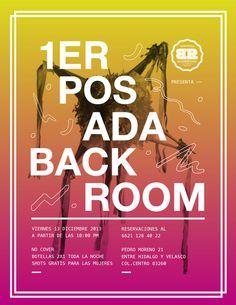 Posada #poster #flyer