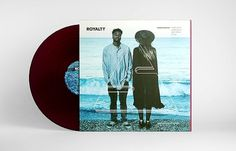 Ross Gunter — Folio Blog #packaging #record #direction #vinyl #cover #artwork #scanned #purple #art #music
