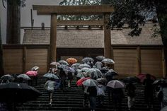 Hidenobu Suzuki Captures Painting-Like Photographs Of Japan During The Rainy Season