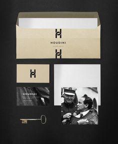 Houdini #houdini #identity #envelope
