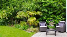 Outdoor terrace - #landscaping, #design