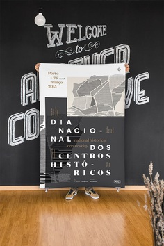 National Historical Centers Day Branding by Another Collective – Inspiration Grid   Design Inspiration