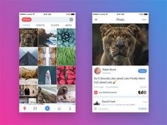 40 Photo App UI Design You Must See