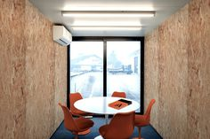 Adventure - Sam Lane Graphic Design #interior #design #orange #industrial #architecture