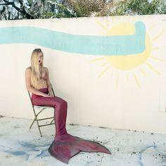 MERMAID #photography #ocean #fish #sea #underwater #water #fantasy #florida #myth #mermaid